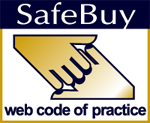 SafeBuy Recommended Action: click me to see Retailer Accreditation Certificate for this website (new tab/window)